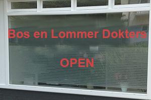 Bos-en-lommer-dokters-open